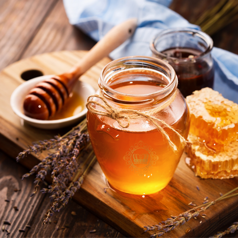 Luxurious Bath Boutique Blog - Peppermint Tea with Honey Clarifying Body Wash Ingredients