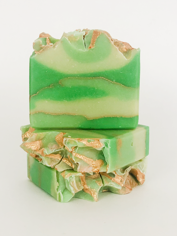 Jage Goat Milk Soap from Luxurious Bath Boutique