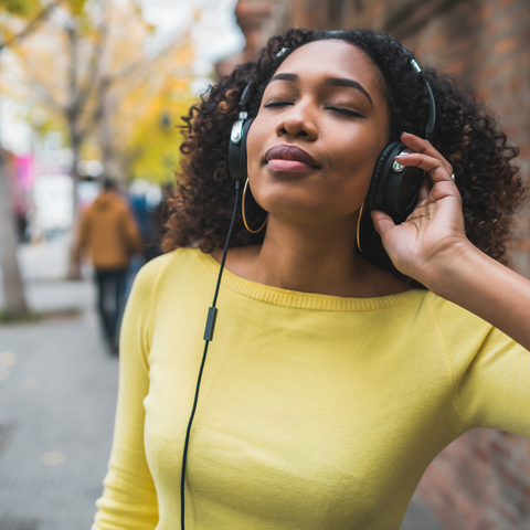Self Care: Listen to music by Luxurious Bath Boutique