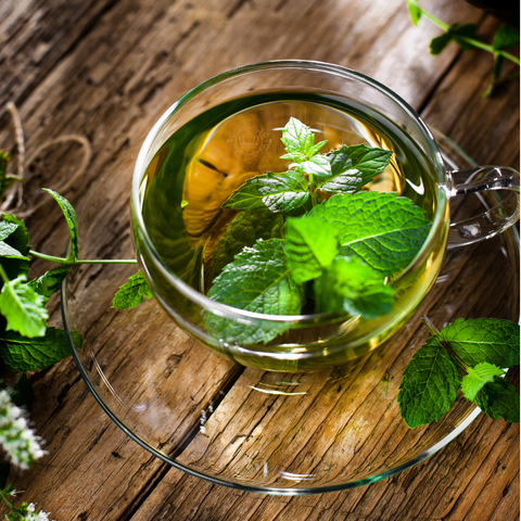 Luxurious Bath Boutique Blog - Peppermint Tea with Honey Clarifying Body Wash Ingredient