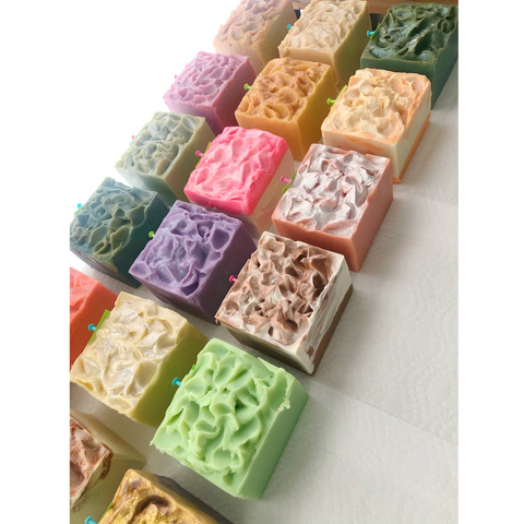 Soap Bricks for Black Friday Blog at Luxurious Bath Boutique™
