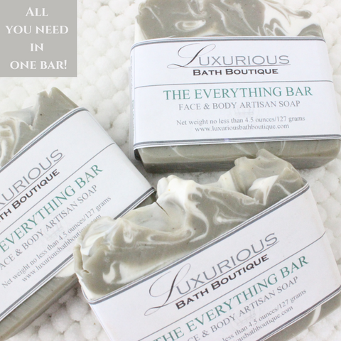 The Everything Bar from Luxurious Bath Boutique