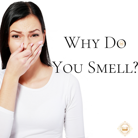 Why body odor with Beauty Mixtress