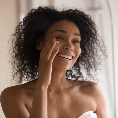 Eye Cream Benefits for Skincare Routine in your 40s by Beauty Mixtress™