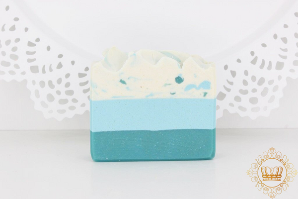 Clean Cotton Goat Milk Soap