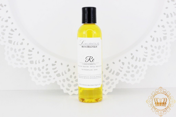 Rē - Complete Body Oil