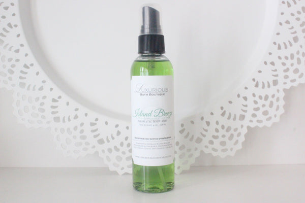 Island Breeze Aromatic Body Mist