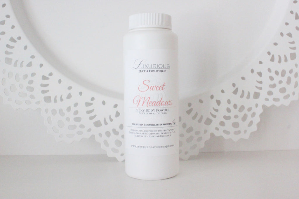 Sweet Meadows Silky Body Powder