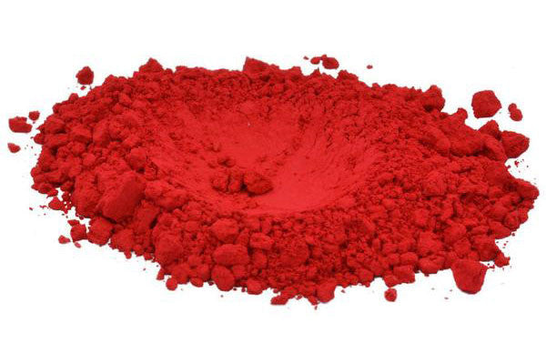Red Talc Lake