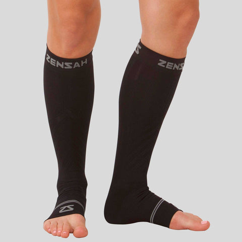 Zensah Compression Ankle / Calf Sleeves