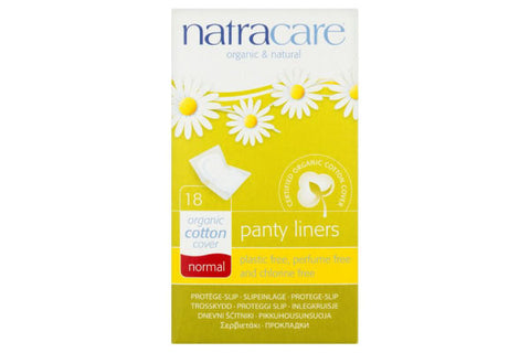natracare Individually Wrapped Liners