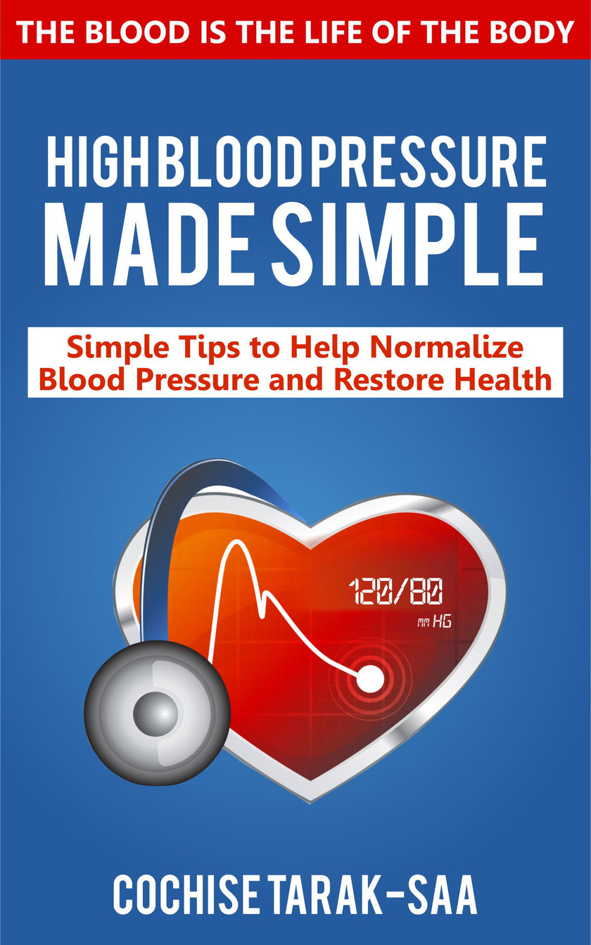(E-BOOK) HIGH BLOOD PRESSURE MADE SIMPLE