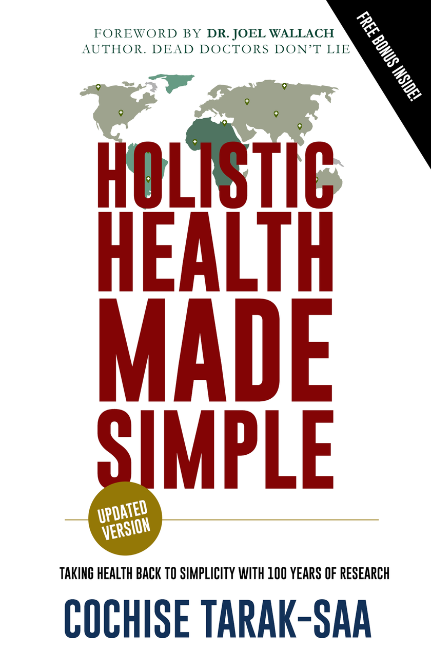 (E-BOOK) HOLISTIC HEALTH MADE SIMPLE