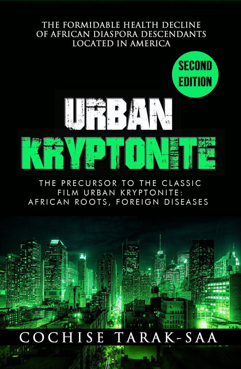 (E-BOOK) URBAN KRYPTONITE