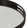 Plateau Light aged miroir