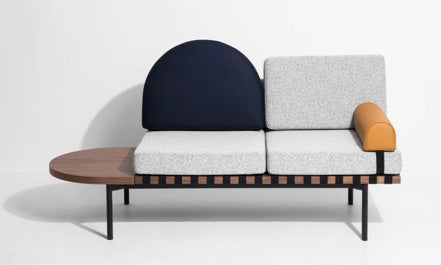 "Banquette - Daybed ""Grid"""