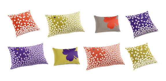 coussin outdoor Trèfle Coussin Outdoor – Ebullition coussin outdoor