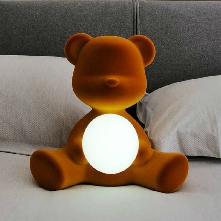 Lampe Teddy Girl