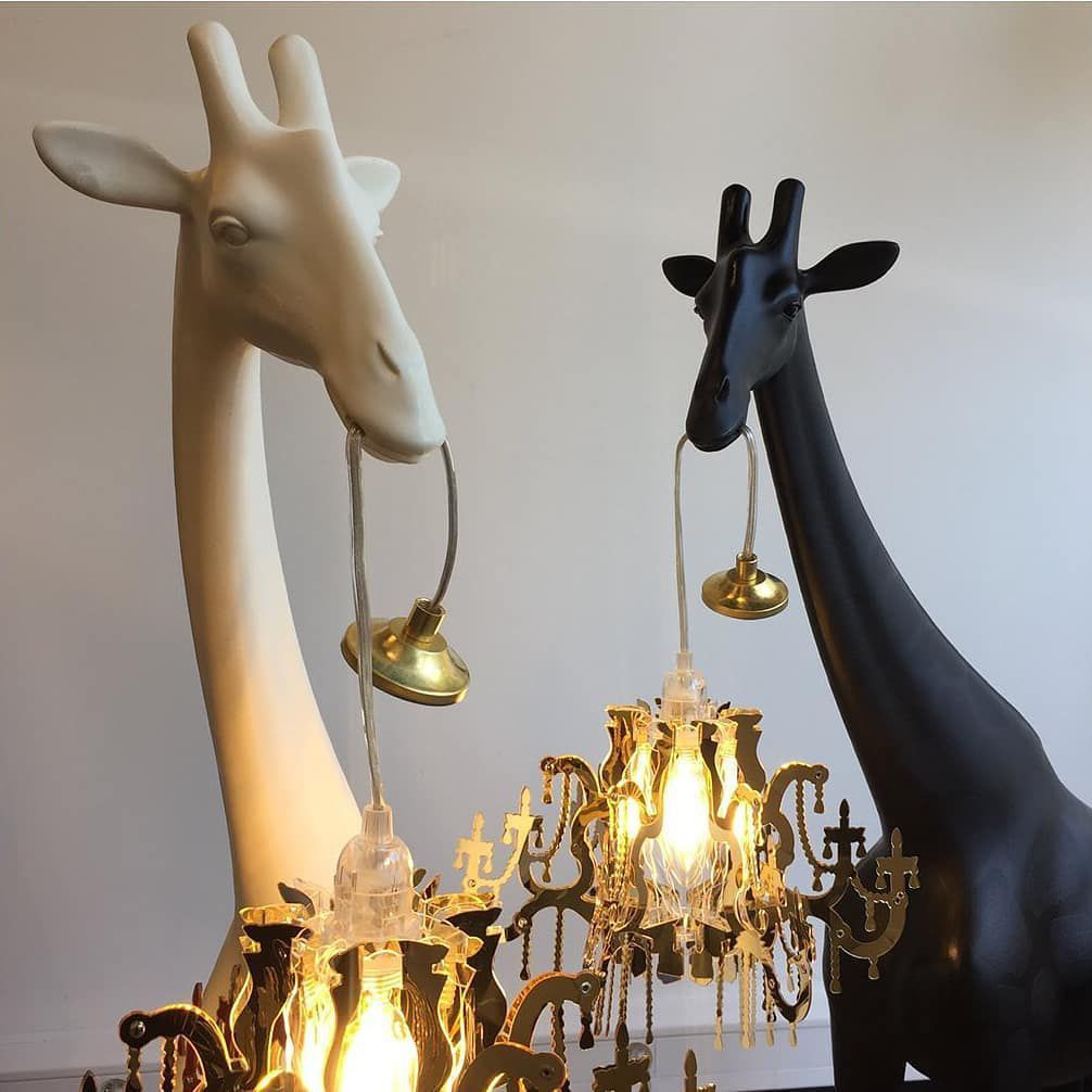 Lampe Giraffe in Love XS