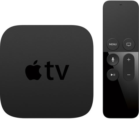 Apple - Apple TV - 32GB - Black