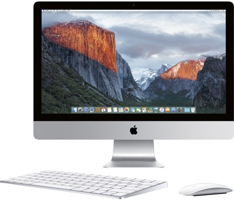 "Apple - 27"" iMac® with Retina 5K display - Intel Core i5 (3.2GHz) - 8GB Memory - 1TB Hard Drive - Silver"