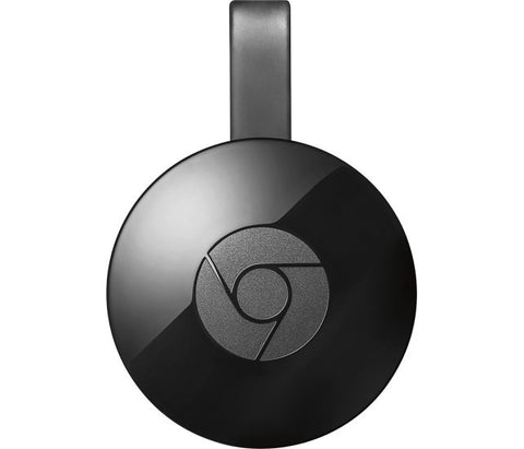 Google - Chromecast - Black