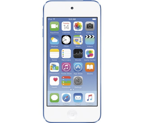 Apple - iPod touch® 32GB MP3 Player - Blue