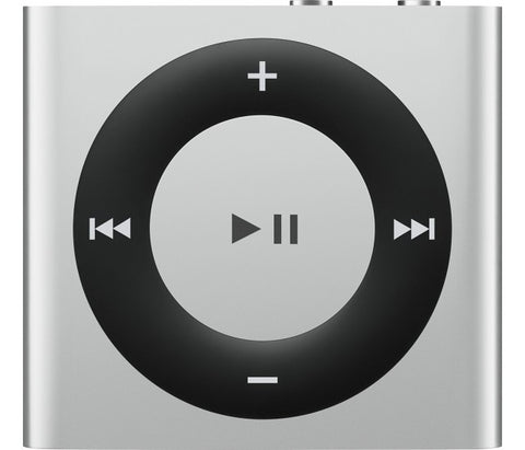 Apple - iPod shuffle® 2GB MP3 Player - White & Silver