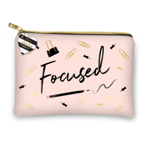 Focused Glam Bag