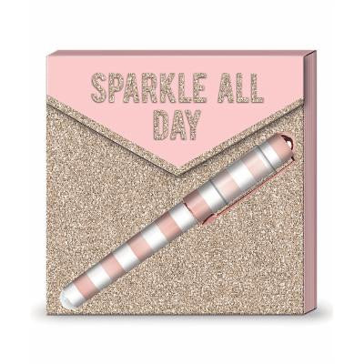 Sparkle All Day Notepad