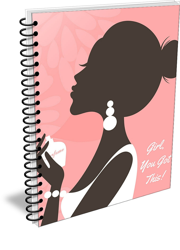 Girl You Got This Journal - Olivia Sophia Stationery