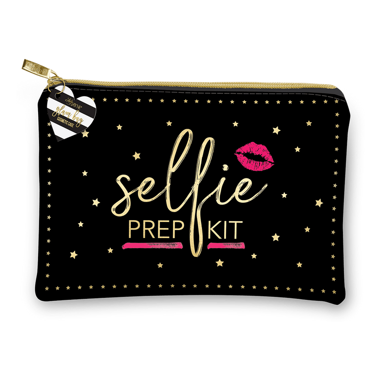 selfie prep kit glam bag