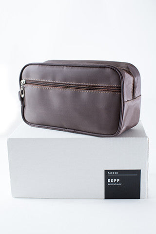 What is a Dopp Kit?