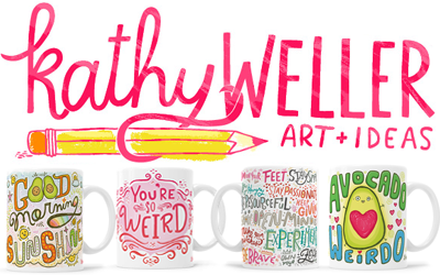 Kathy Weller Art + Ideas Shop