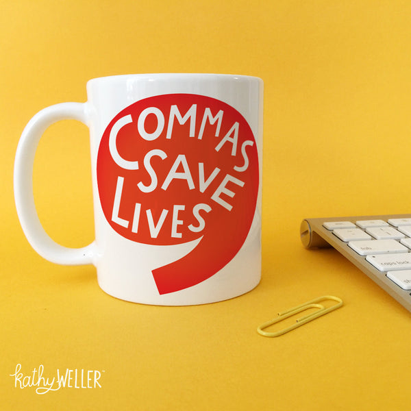 Commas Save Lives