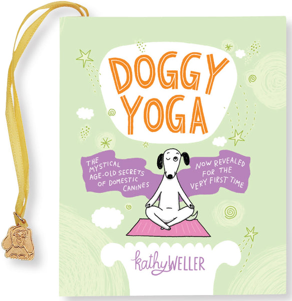 Doggy Yoga Mini-Book