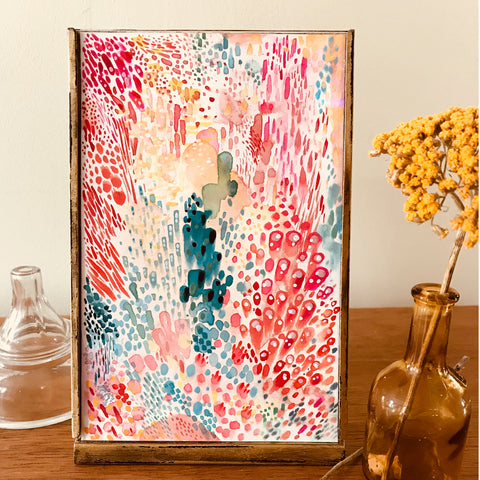 Empathy original art painting