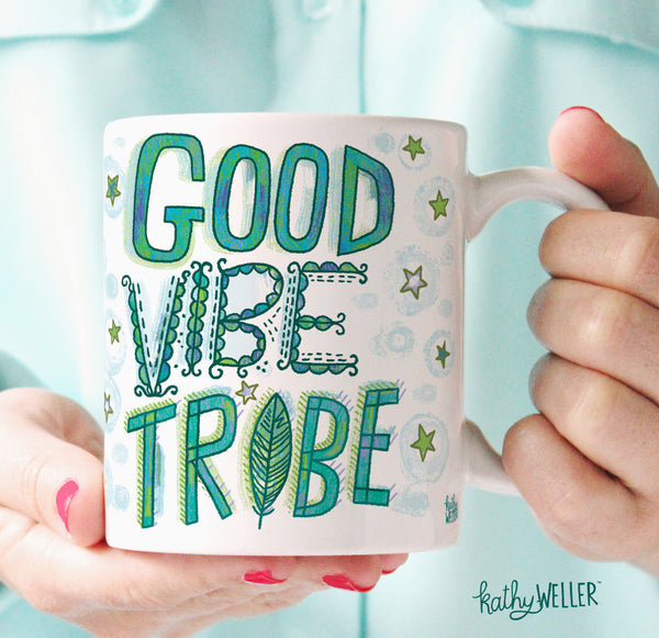 Good Vibe Tribe GREEN