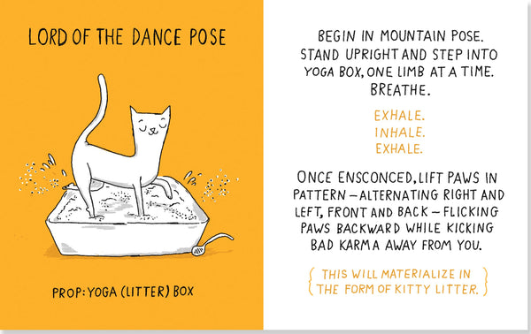 Kitty Yoga Mini-Book