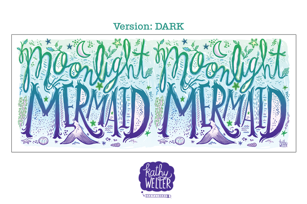 Moonlight Mermaid LIGHT