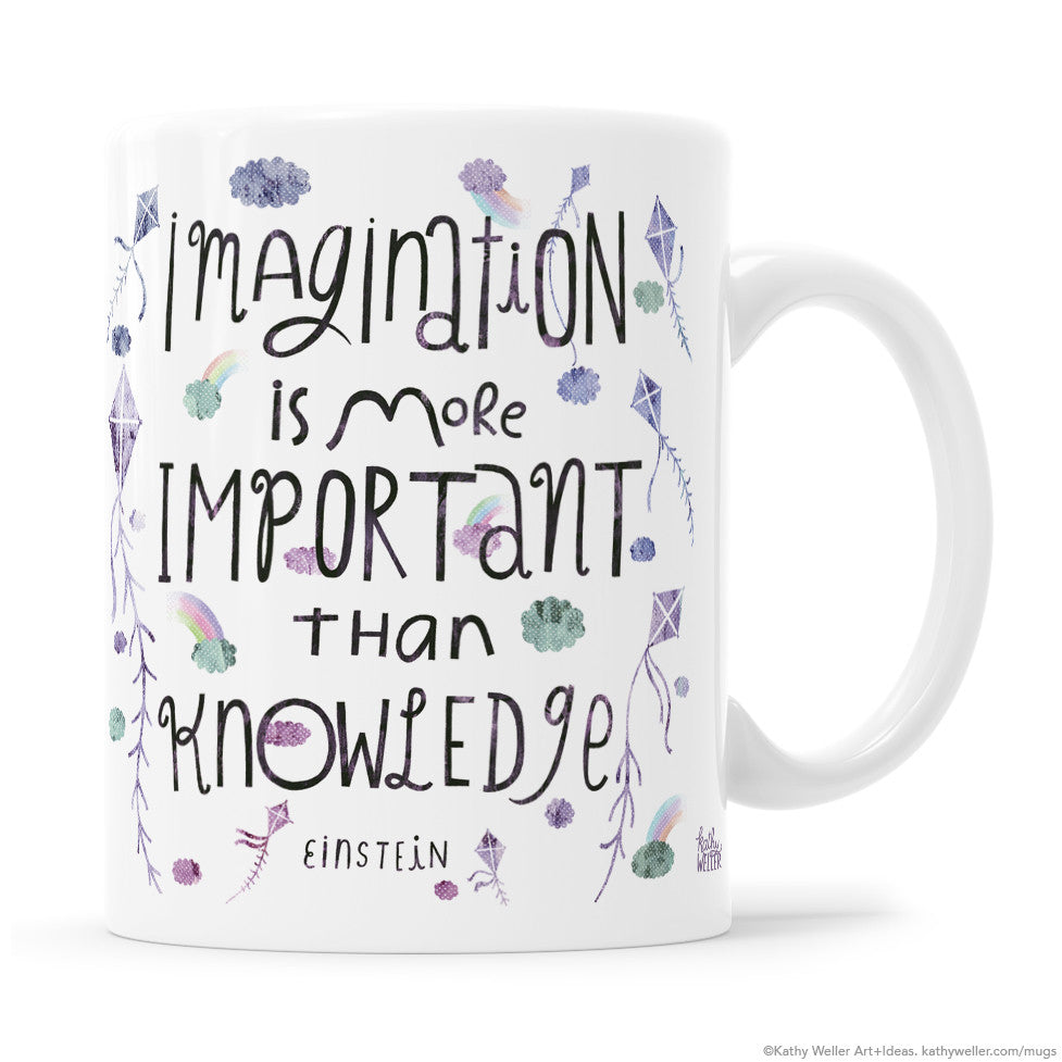 Imagination Is More Important Than Knowledge Einstein