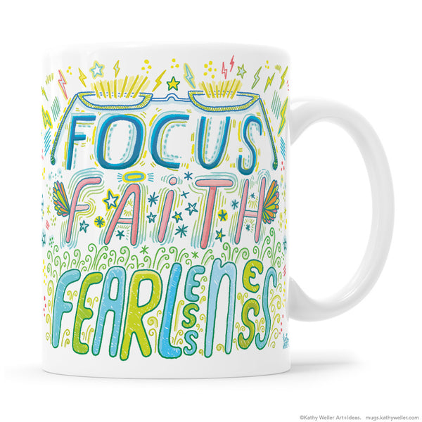 Focus Faith Fearlessness