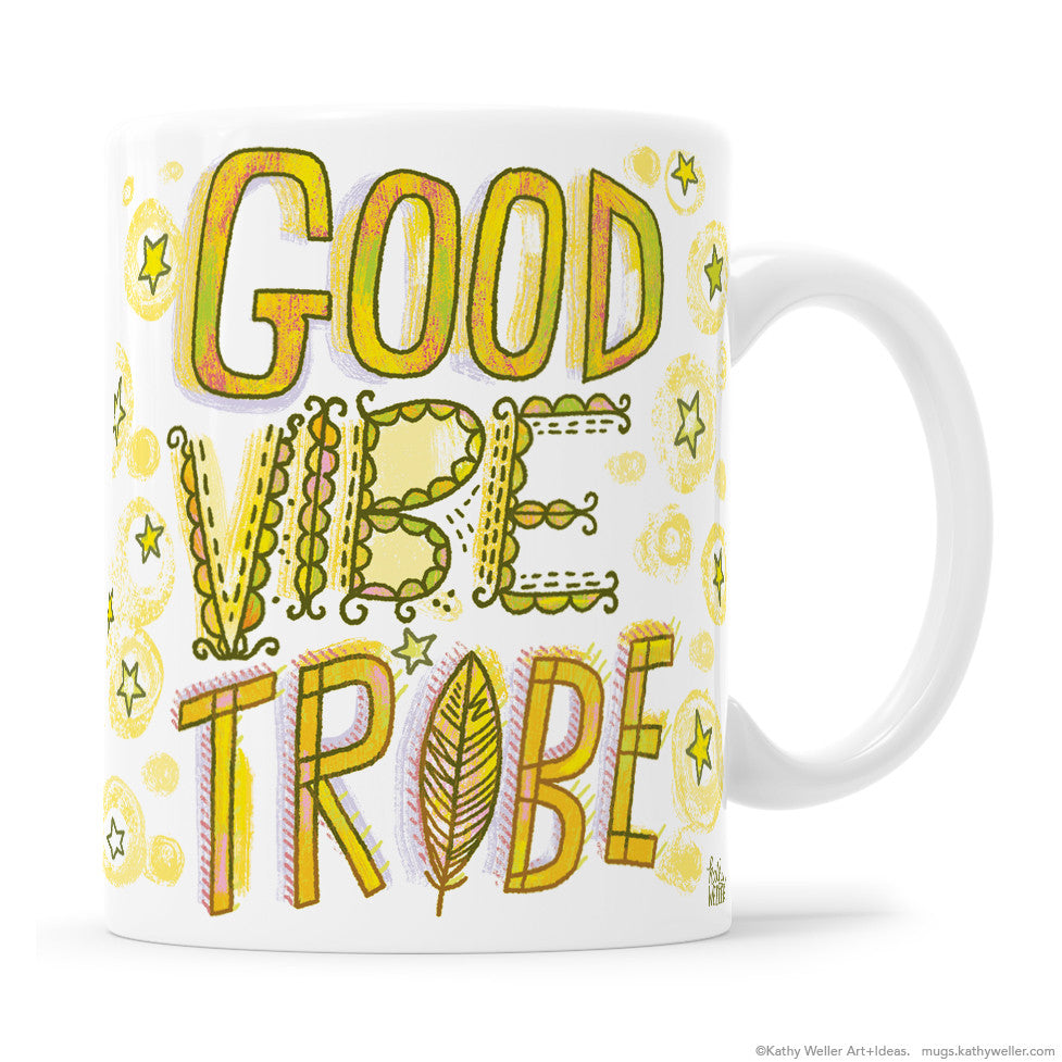 Good Vibe Tribe YELLOW