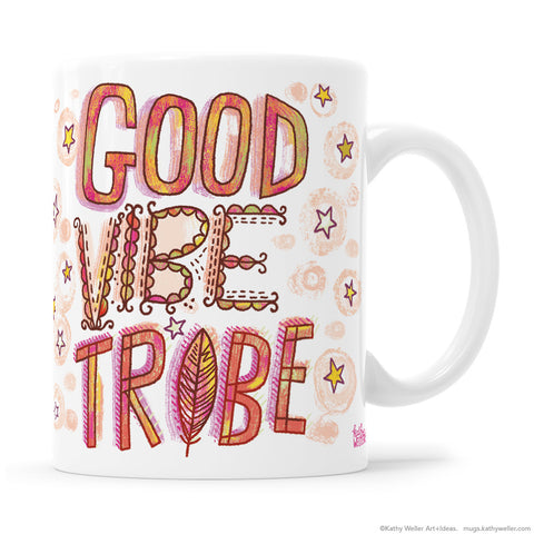 Good Vibe Tribe PINK
