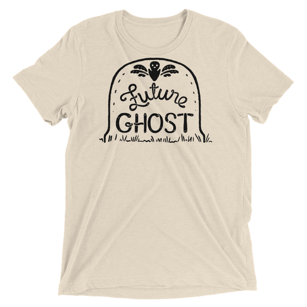 Future Ghost Short Sleeve T-Shirt (unisex)