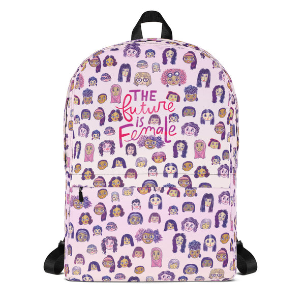 The Future Is Female Backpack