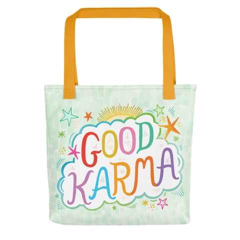 Good Karma Color Tote