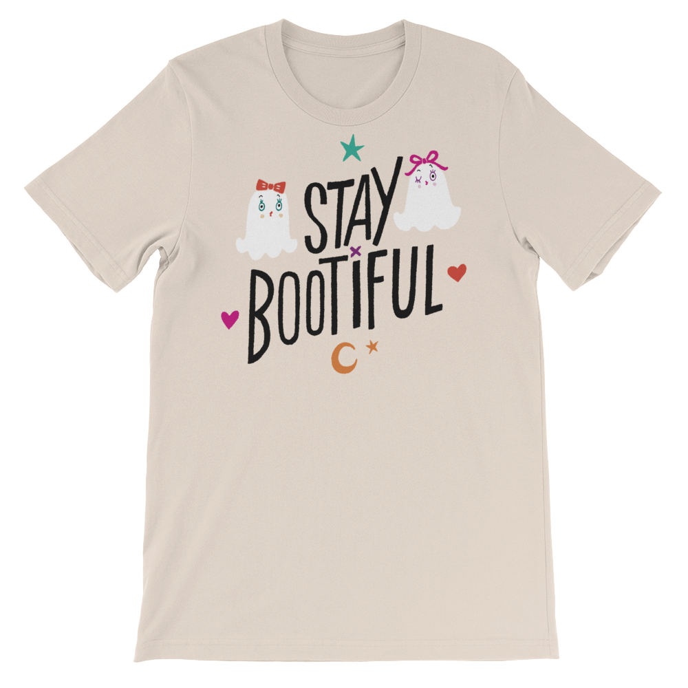Stay BOOtiful Short-Sleeve Unisex T-Shirt (unisex)