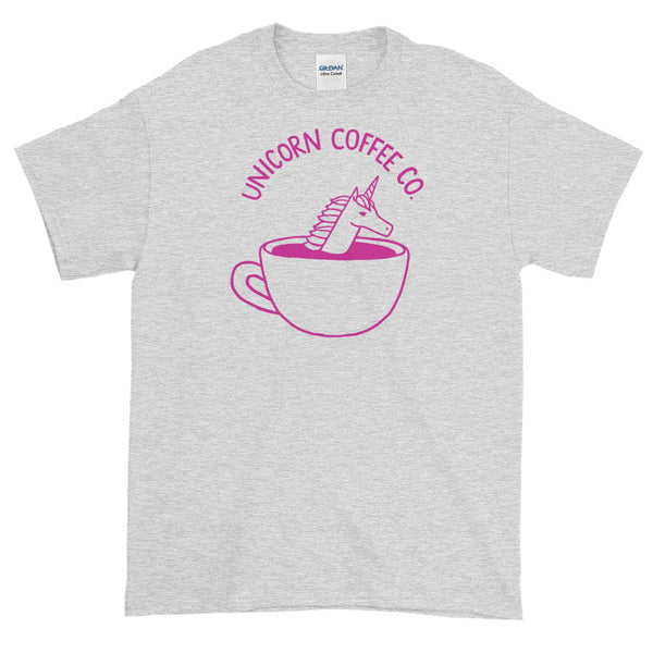 Unicorn Coffee Co. Unisex T-Shirt