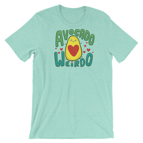 Avocado Weirdo T-Shirt